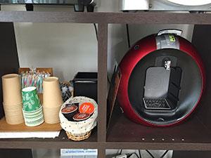 コーヒーサーバ